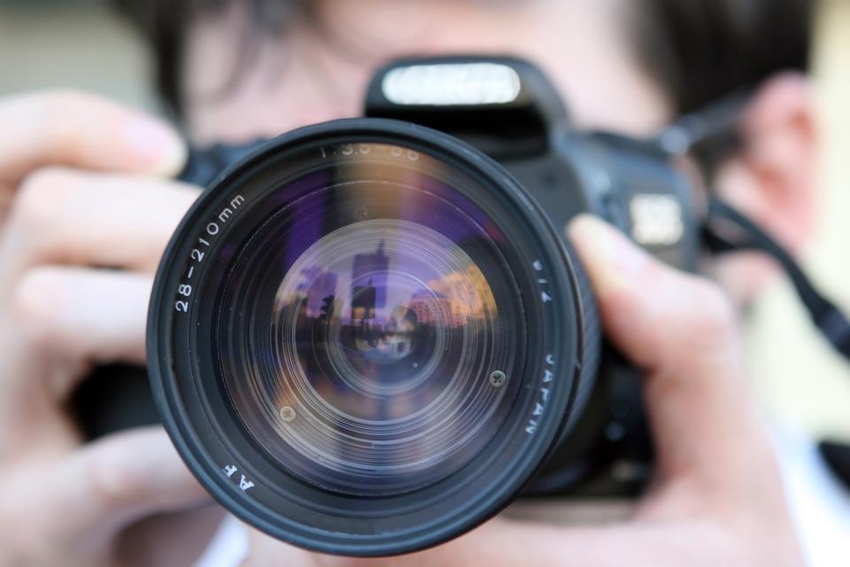 Kaip išmokti geriau fotografuoti?