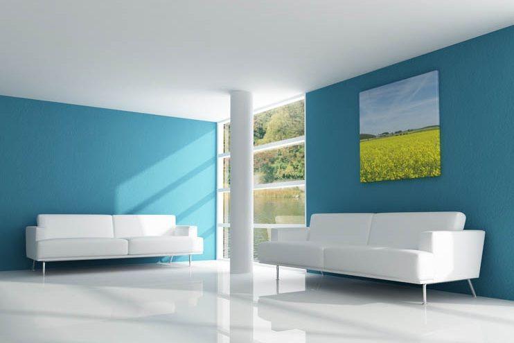 Dažų spalvų pasirinkimas – ypatingai svarbi interjero kūrimo proceso dalis