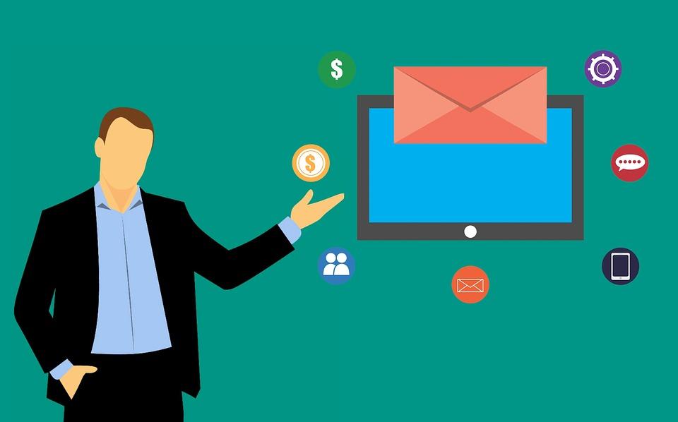 Elektroninių laiškų siuntimo rinkodara startuolio vystyme