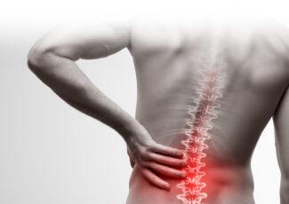 Nugaros ir kaklo skausmų gydymas masažo pagalba