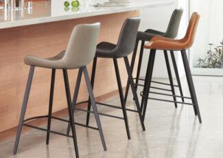 Baro kėdžių patogumas